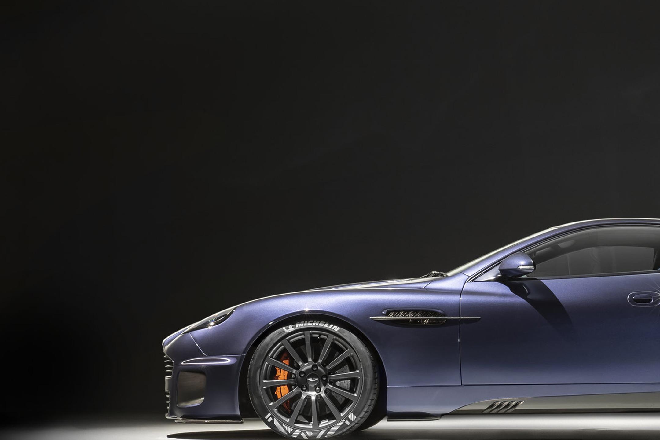Aston Martin Vanquish 25 by CALLUM - 2019 - front wheel / jante avant
