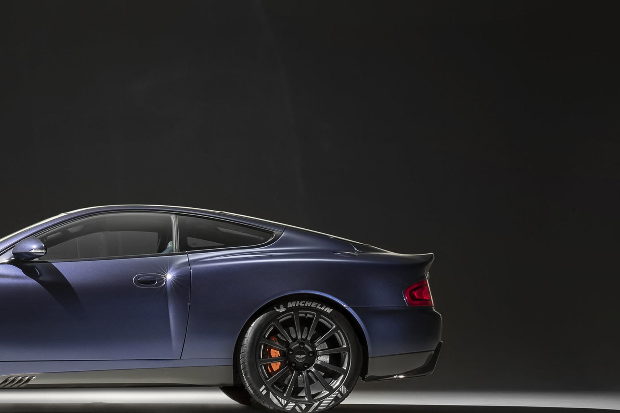 Aston Martin Vanquish 25 by CALLUM - 2019 - rear wheel / jante arrière