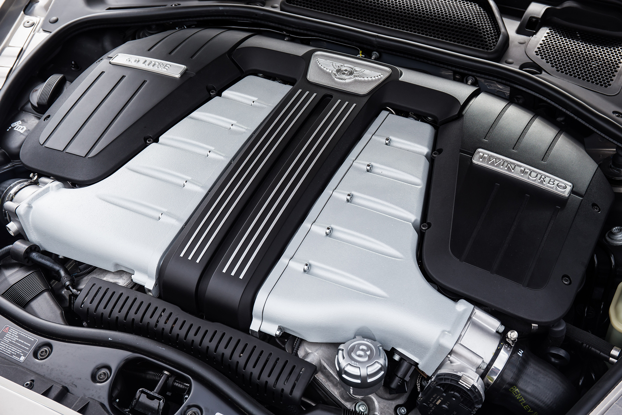 Bentley Continental GT - 2020 - engine / moteur - W12 - 6.0L - TwinTurbo