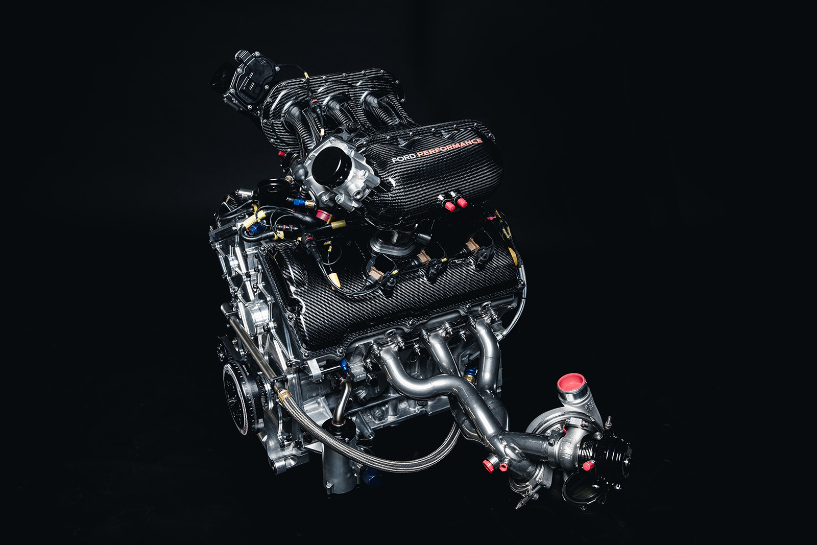 Ford Performance - Roush Yates - V6 3.5L - engine / moteur