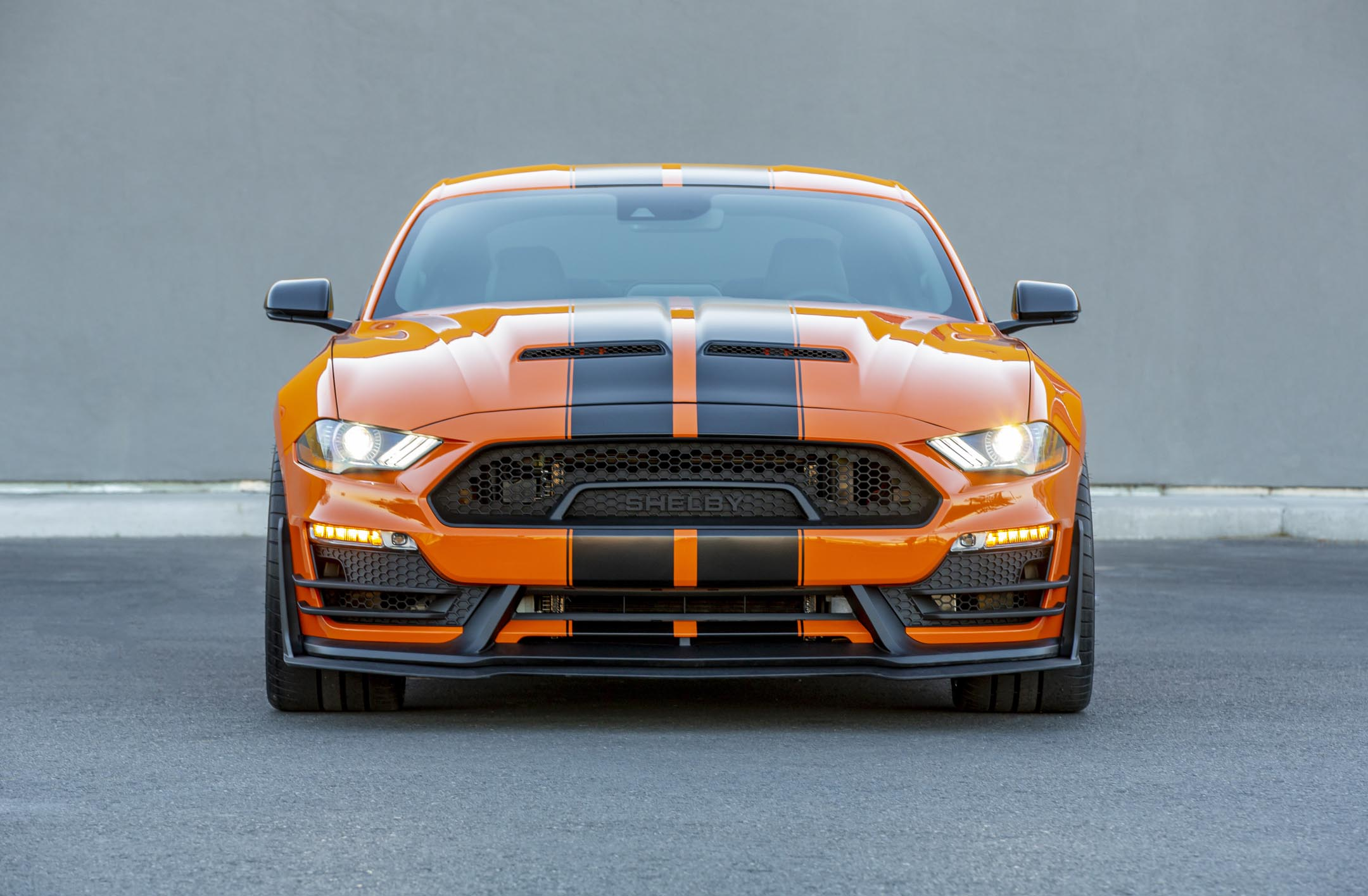 Ford Mustang Carroll Shelby Signature Series - 2020 - front-face / face avant