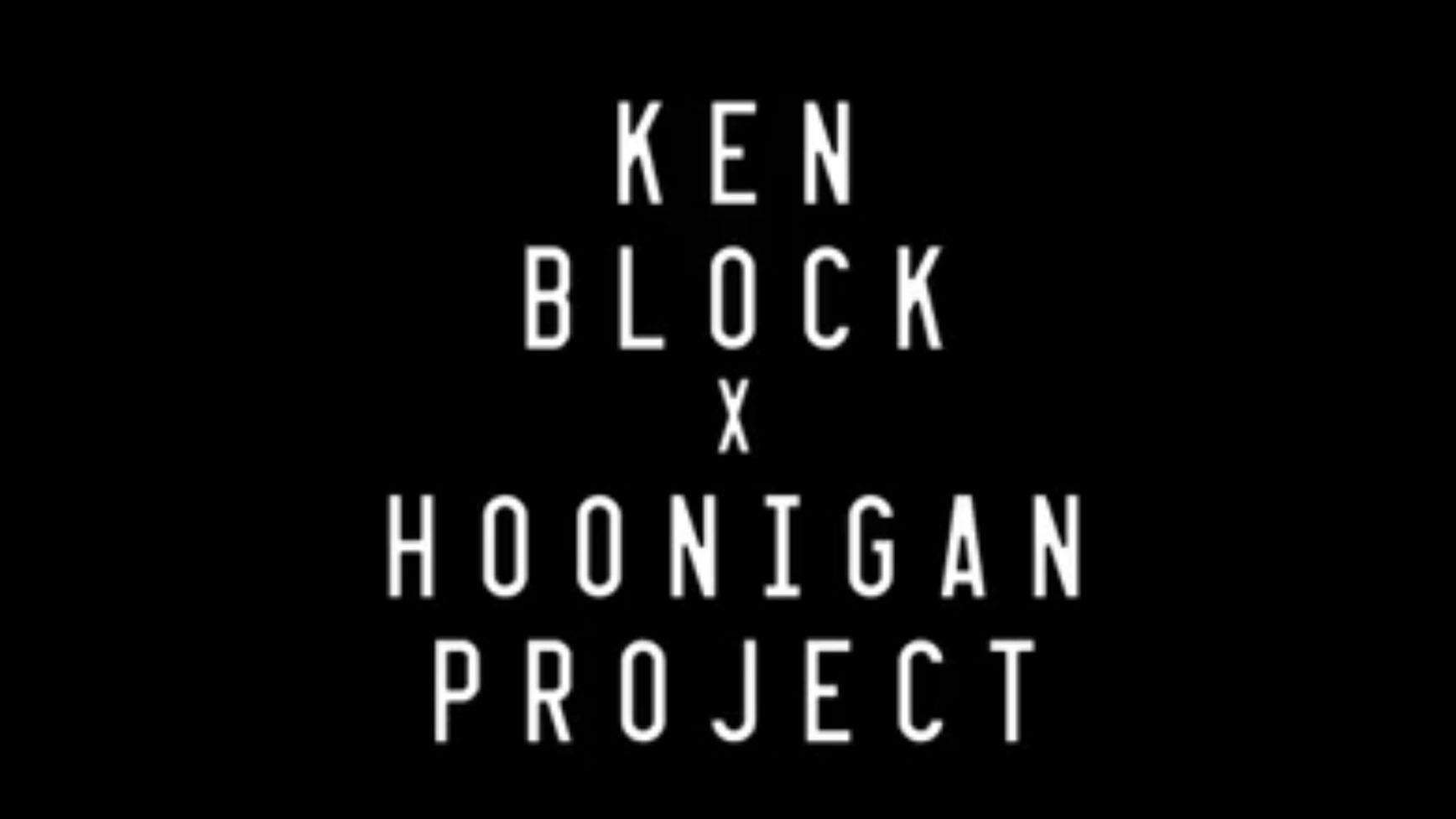 Ken Block x Hoonigan project: 1978 Ford Escort Mk2 RS