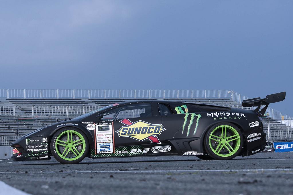 Lamborghini-Murcielago-Drift-Car-2015-profil
