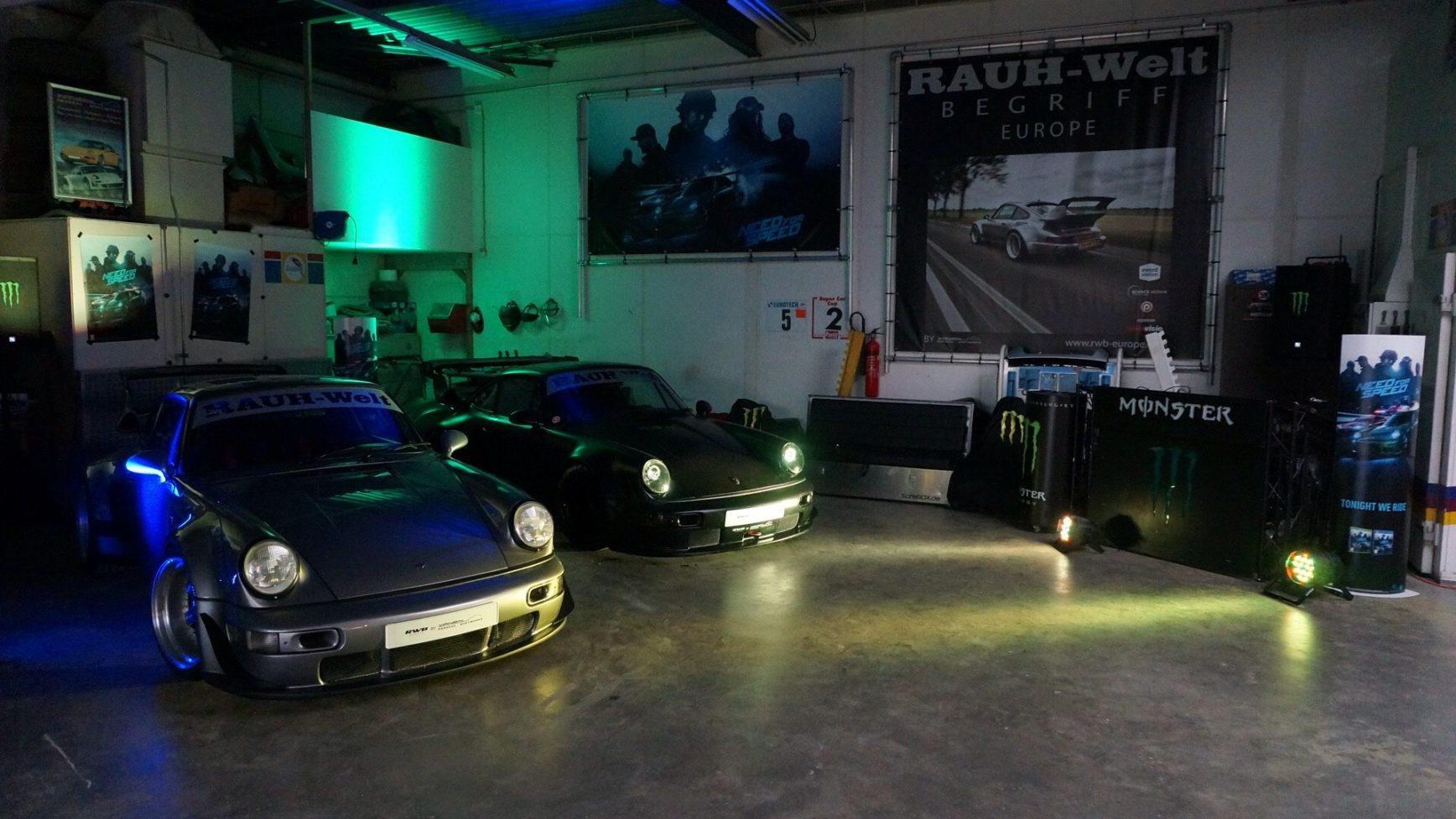 RWB-garage