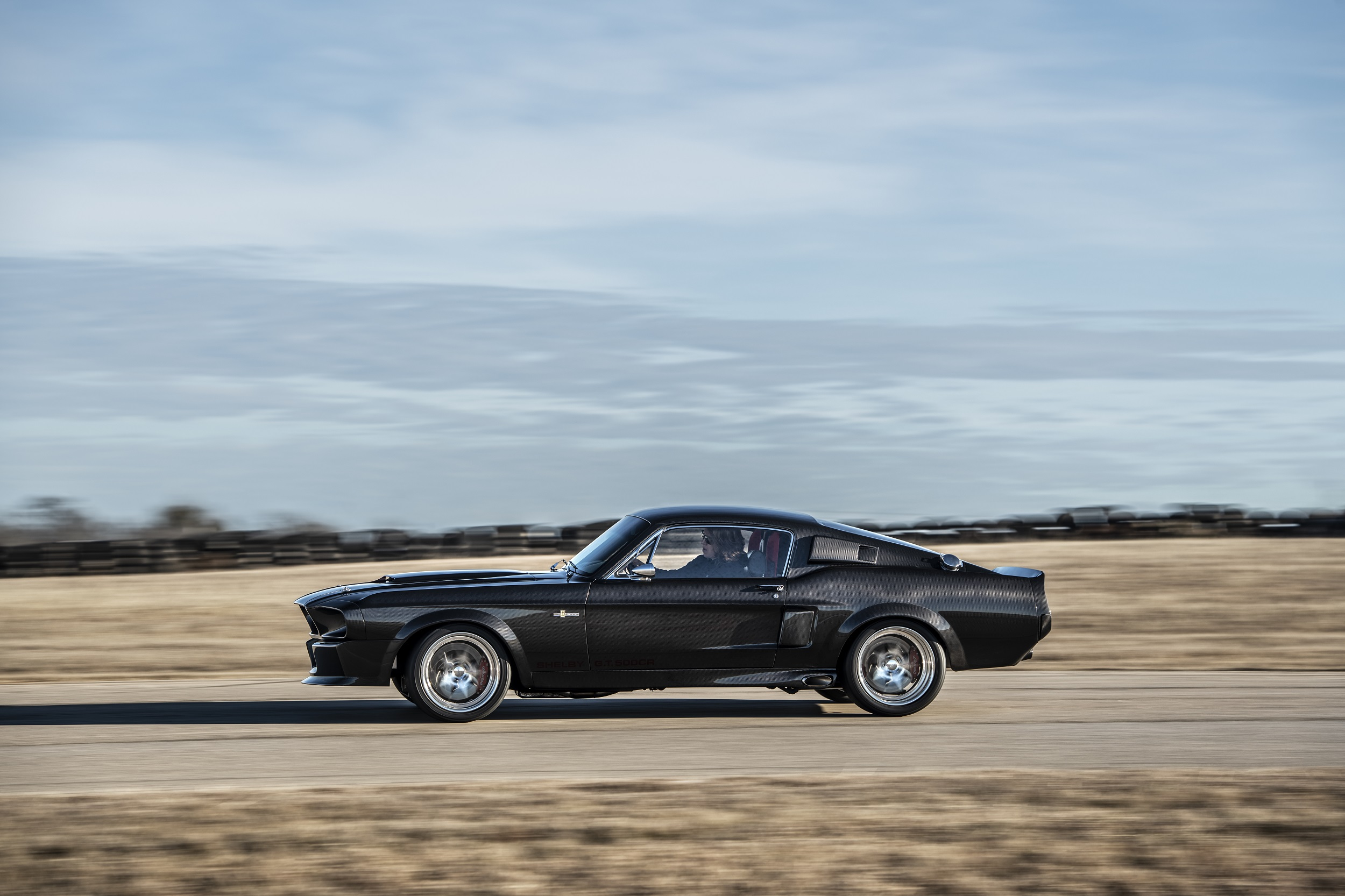 Classic Recreations Shelby GT500CR Carbon SpeedKore - 2021 - side-face / profil