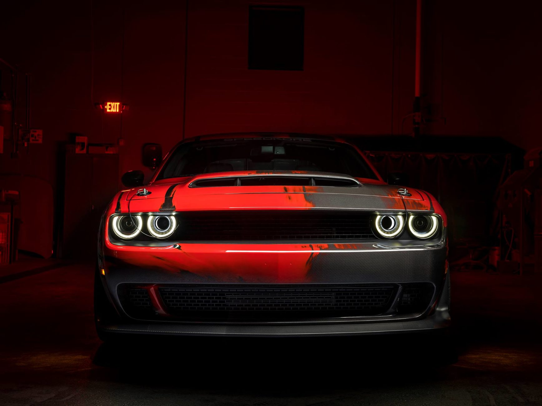 SpeedKore-Dodge-Challenger-SRT-Demon-2017-front-face
