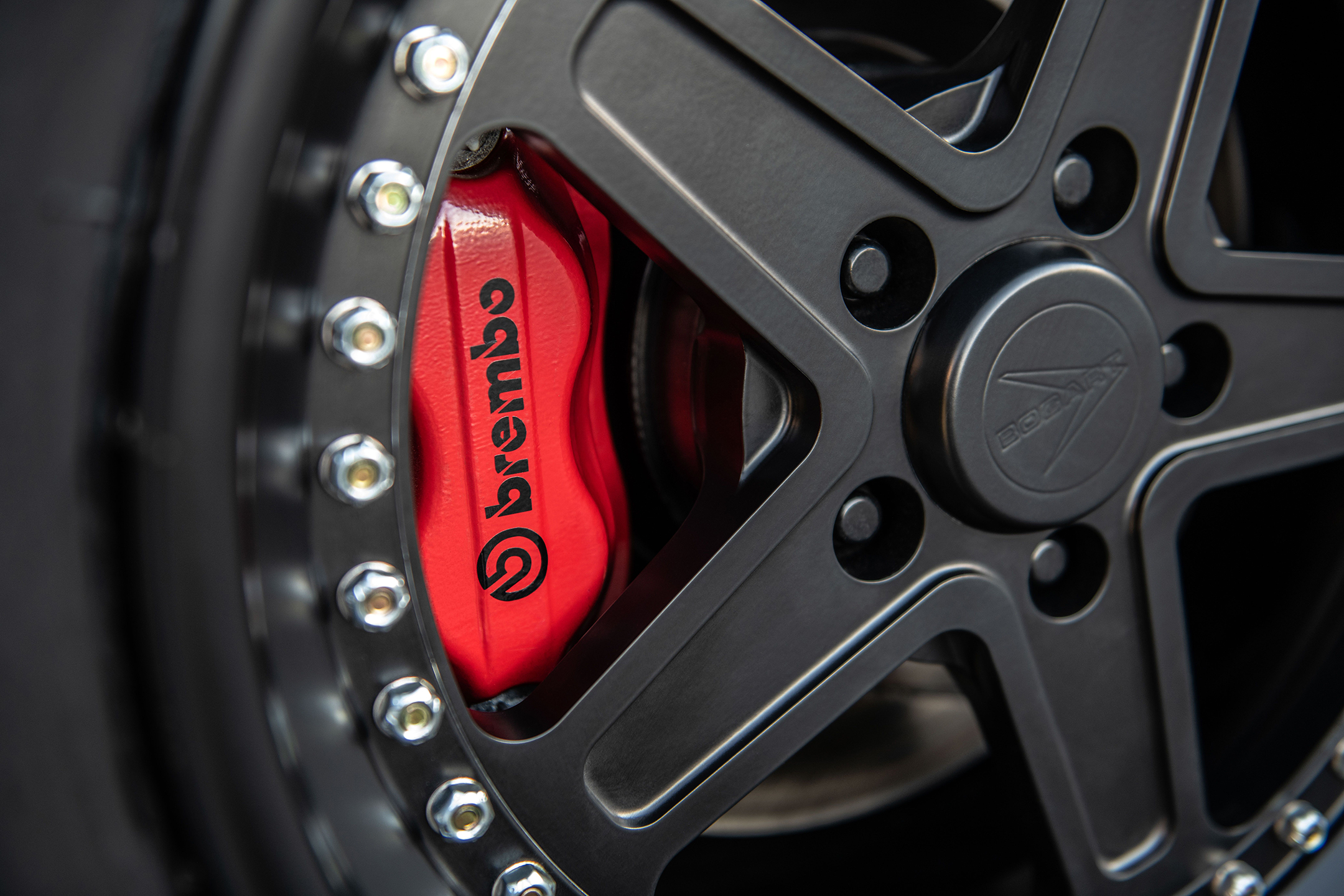 SpeedKore Dodge Charger - 2019 - Brembo - brake disc / disque de frein