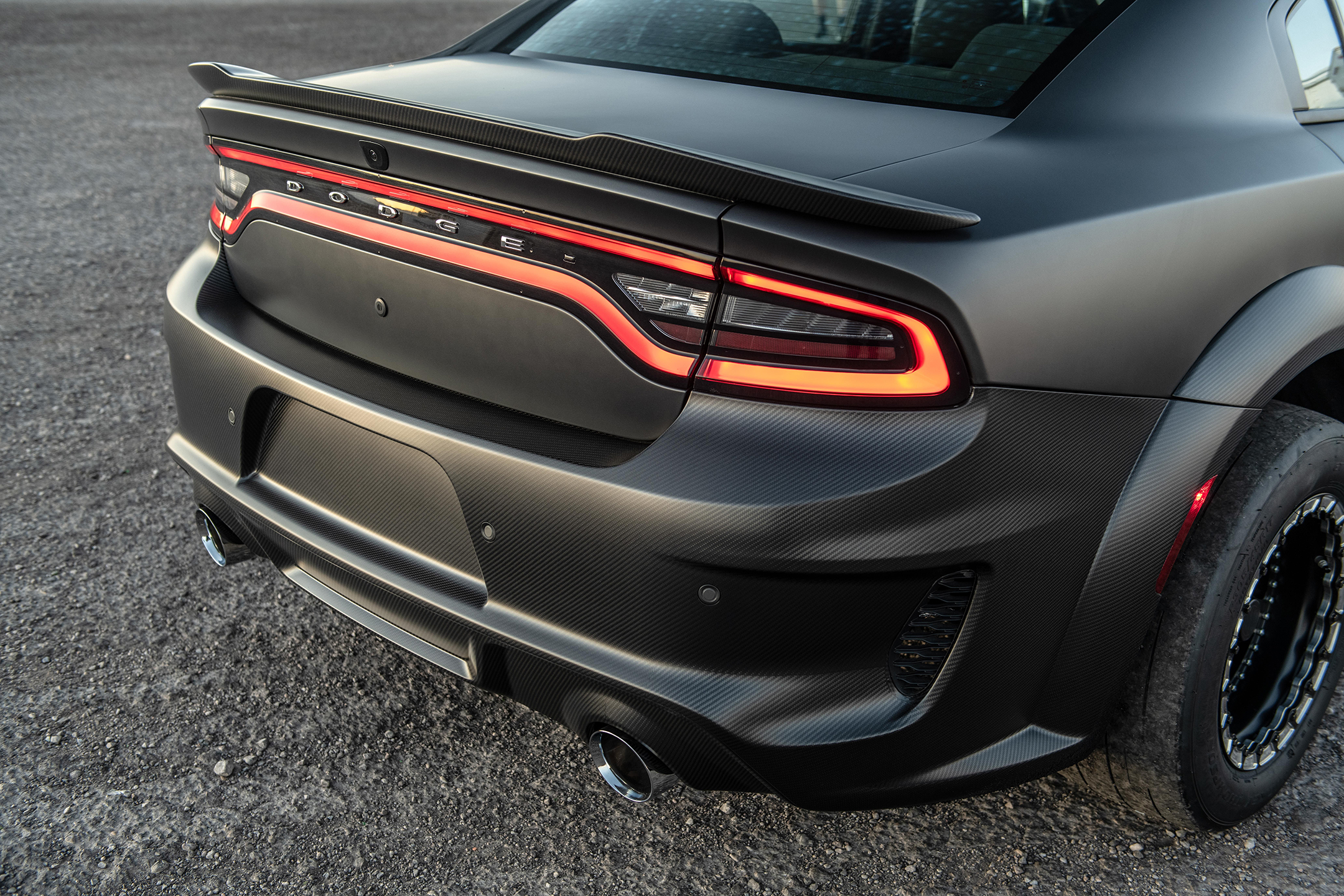 SpeedKore Dodge Charger - 2019 - rear light