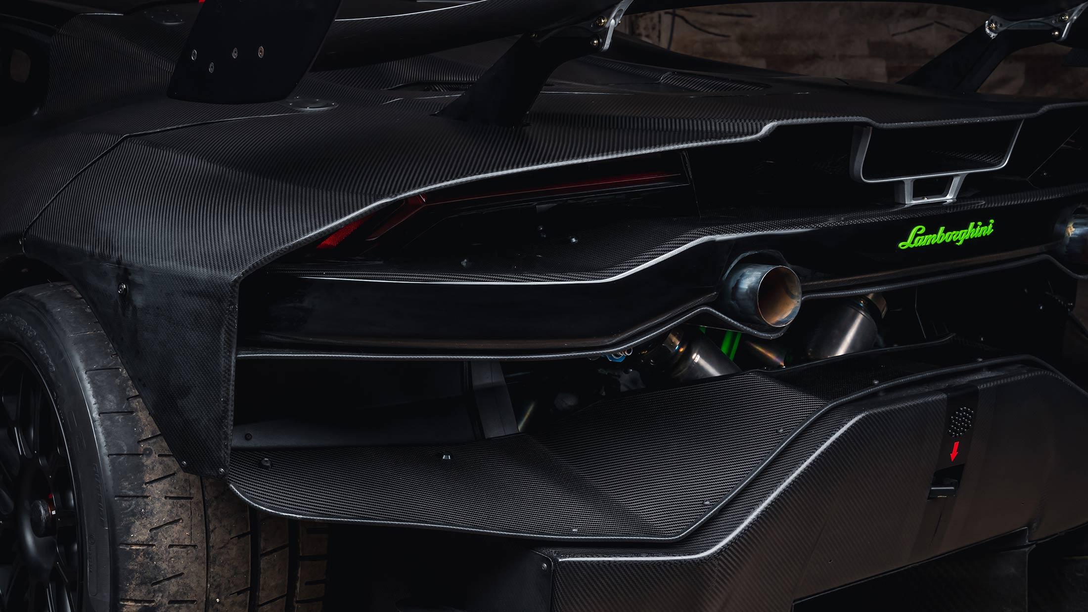 Zyrus LP1200 - 2020 - rear view